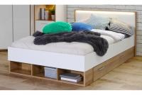 Zestaw mebli młodzieżowych Chicory I łóżko z oświelteniem