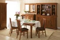 Komplet Kora - stół i krzesła