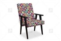 Fotel Klubowy PRL fotel prl do pokoju