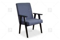 Fotel Klubowy PRL meble prl do salonu