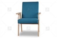 Fotel Klubowy PRL fotel do salonu PRL