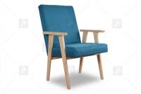 Fotel Klubowy PRL PRL
