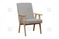 Fotel Klubowy PRL fotel retro