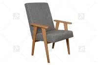 Fotel Klubowy PRL klasyczny fotel do salonu