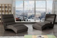 Szezlong wypoczynkowy Chicago do salonu nowoczesny fotel