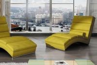 Szezlong wypoczynkowy Chicago do salonu designerski fotel
