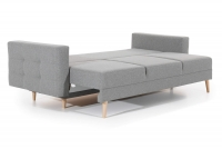 Kanapa z funkcją spania Asgard 3F sofa z funkcją spanbia