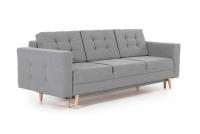Kanapa z funkcją spania Asgard 3F sofa z bokami