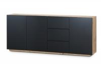 Komoda trzydrzwiowa z 3 szufladami Doze  komoda