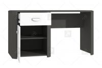 Komplet mebli młodzieżowych Hey wnętrze biurka
