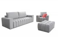 Komplet wypoczynkowy Lazuro komfortowy komplet wypoczynkowy