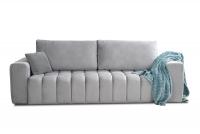 Komplet wypoczynkowy Lazuro szara kanapa