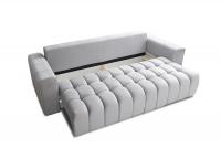 Komplet wypoczynkowy Lazuro kanapa do salonu z pojemnikiem