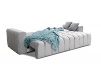 Komplet wypoczynkowy Lazuro kanapa rozkładana do spania
