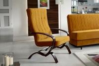 Komplet wypoczynkowy Vigo fotel na płozach