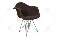 Krzesło Bono II - Brązowy - Wyprzedaż  brązowy fotel