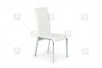 Krzesło K135 białe - Wyprzedaż ekspozycji białe krzesło