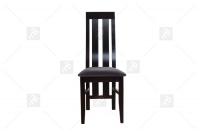 Krzesło Narta N - Ostatnia sztuka! czarne krzesło