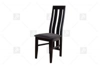 Krzesło Narta N - Ostatnia sztuka! ciemne krzesło drewniane