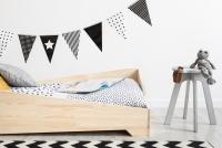 Łóżko dziecięce Blox 7 łóżko drewniane