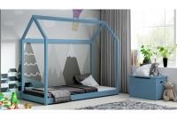 Łóżko dziecięce Domek Miko łózko dla chłopca
