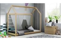 Łóżko dziecięce Domek Miko łóżko chatka