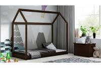 Łóżko dziecięce Domek Miko łózxko dla przedszkolaka