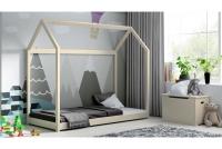Łóżko dziecięce Domek Miko łóżko dla dizewczynki