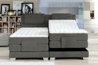 Łóżko elektrycznie sterowane Wave 180 x 200 - Promocja! komfortowe łóżko