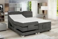 Łóżko elektrycznie sterowane Wave 180 x 200 - Promocja! wysokie łóżko