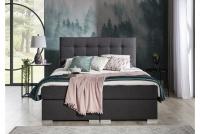 Łóżko kontynentalne Inez 160x200 komfortowe łóżko
