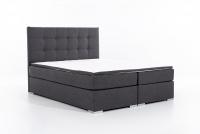 Łóżko kontynentalne Inez 160x200 dzielone łóżko