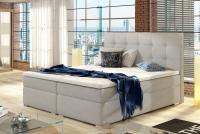 Łóżko kontynentalne Inez 160x200 nowoczesne łózko