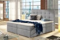 Łóżko kontynentalne Inez 160x200 wygodne łóżko