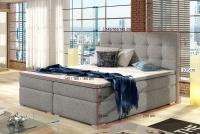 Łóżko kontynentalne Inez 160x200