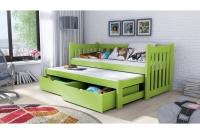 Łóżko dziecięce Swen wyjazdowe DPV 002 Certyfikat łóżko dla chłopca