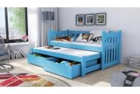 Łóżko dziecięce Swen wyjazdowe DPV 002 Certyfikat łóżko dla chłopców