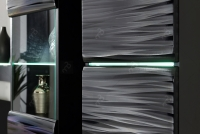 Obývacia stena Blade 4 lesklé predné časti