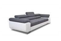 Nowoczesna sofa Annabelle II z regulowanymi podłokietnikami komfortowa sofa