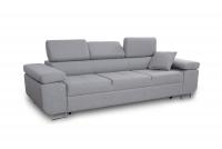 Nowoczesna sofa Annabelle II z regulowanymi podłokietnikami sofa z regulowanymi zagłówkami