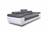 Nowoczesna sofa Annabelle sofa z regulowanymi zagłówkami