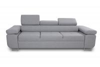 Nowoczesna sofa Annabelle sofa z regulacja zagłówków
