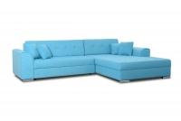 Moderná rohová sedacia súprava Sorento Rohová sedacia súprava z poduszkami
