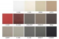 Sofa Amber - Skóra skóry naturalne