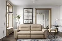 Sofa z funkcją spania Salmo 3F sofa do salonu