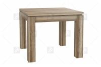 Stół rozkładany EST45 - Dąb Antyczny kwadratowy stół