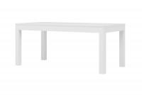 stôl rozkladany Wenus 2 - Biely mat stôl rozkladany
