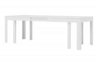 stôl rozkladany Wenus 2 - Biely mat Biely stôl