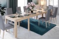 stôl rozkladany Wenus 2 - Dub sonoma stôl szynaka Nábytok