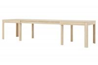 stôl rozkladany Wenus 2 - Dub sonoma stôl Dub sonoma